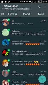 YOWhatsApp 4