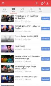 VidMate HD Video Downloader & Live TV 6