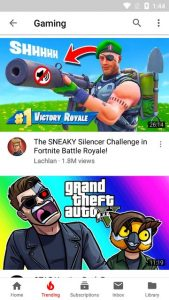 YouTube Vanced 2