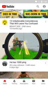 YouTube Vanced 4