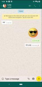 FMWhatsApp – Fouad WhatsApp 1