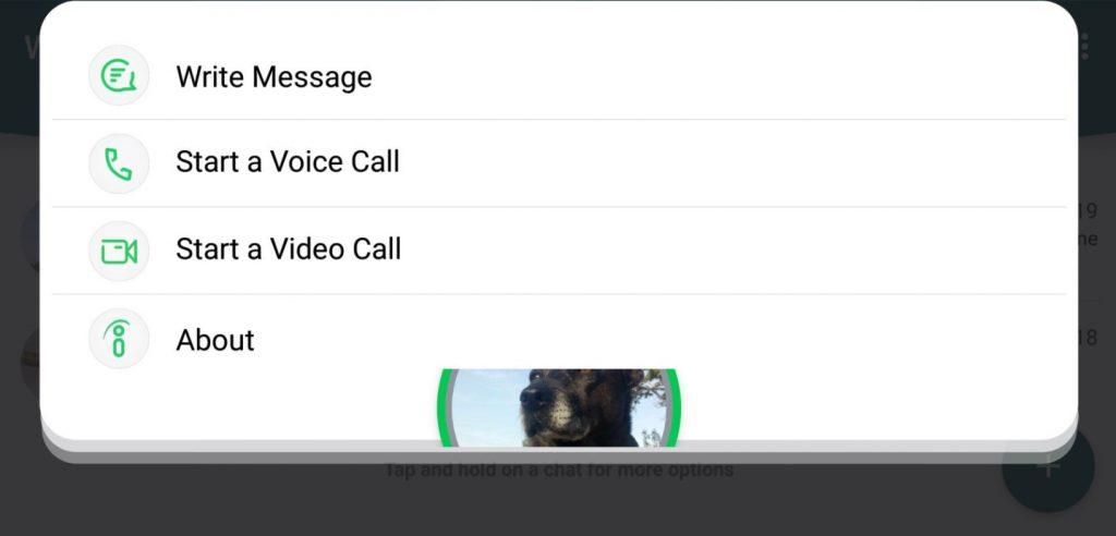 Whatsapp Aero 2