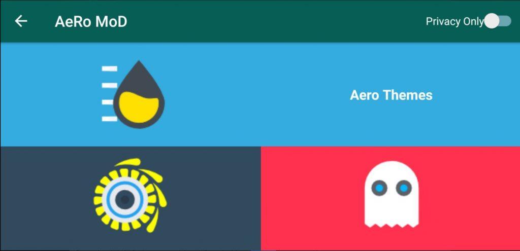 Whatsapp Aero 4