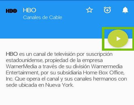 You TV Player reproducir canal