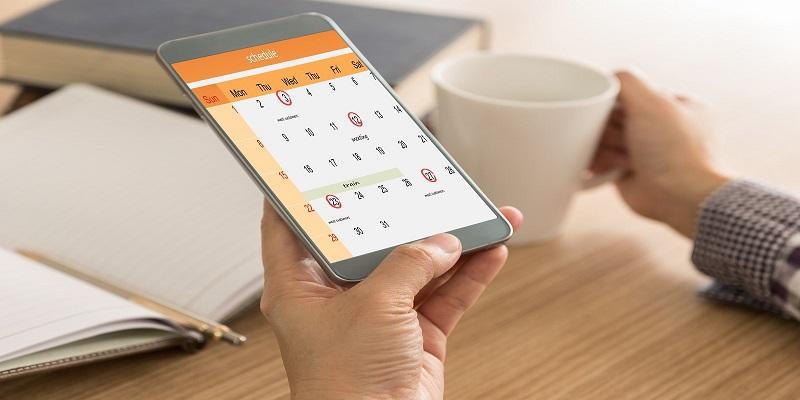 Aplicaciones para agendar Android