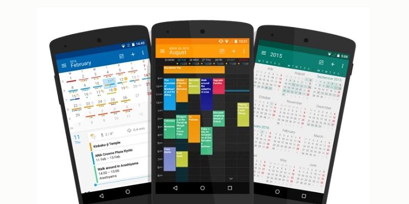 Apps de agendas