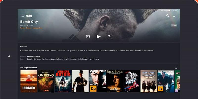 Películas por Android
