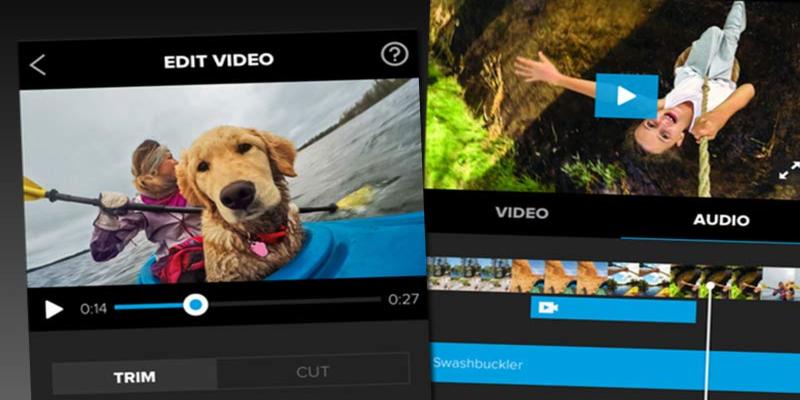 Videos con fotos en Android