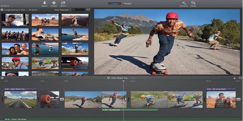 editor de videos con fotos