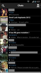 WhatsApp PLUS Holo 3